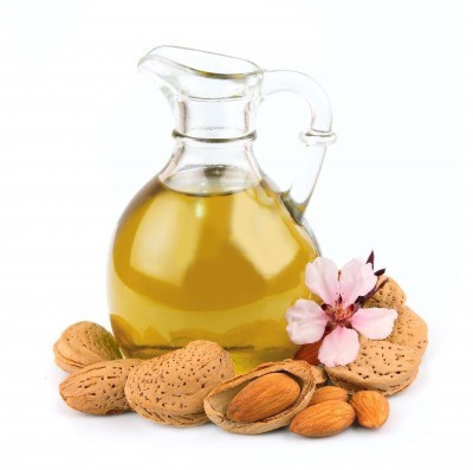 oil is very good for the hair. Apply almond oil on your hair at night and your hair will appear much shinier the next day
