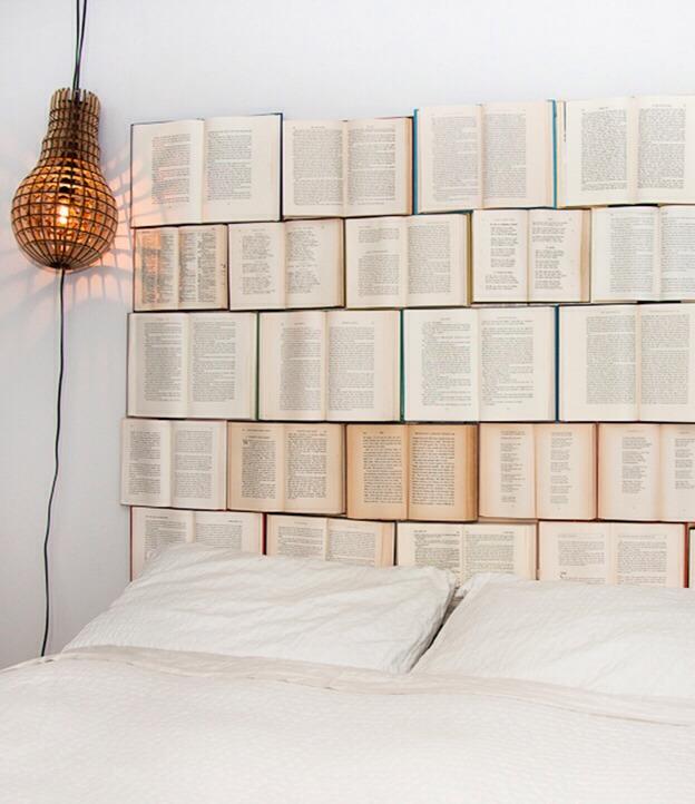 Book Headboard