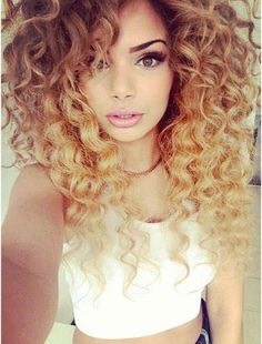 3.) Use a nourishing hair mask once every week/once a month that way your hair can feel soft and shiny