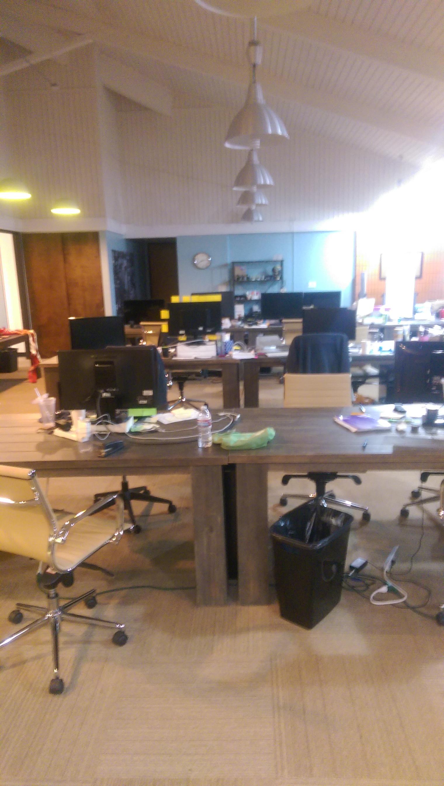 very nice office