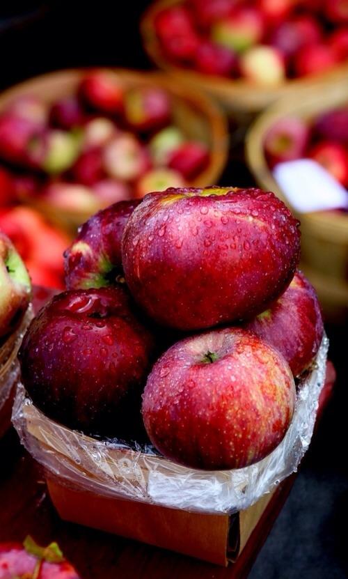 1. an apple a day...