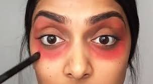 With this life hack your dark circles will be concealed for much longer and much better. When I tried this method it really seemed to work well.