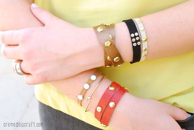 Enjoy your new handmade bracelet! Follow me to see all my new DIY projects. And don't forget like my tips! :€)