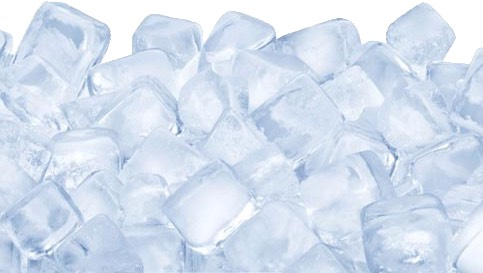You will need 24 7up ice cubes.