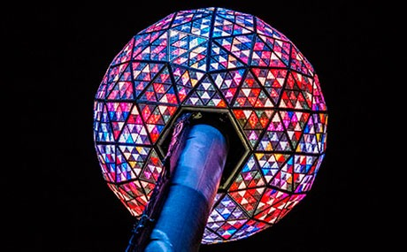 The app shows the Times Square Ball Twitter feed, as well as any conversation on Twitter about the event via #Balldrop. There is also a great video of the event highlights from last year. The app also directly connects you to the Times Square Alliance website!