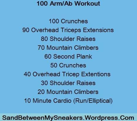 For a much more challenging workout…