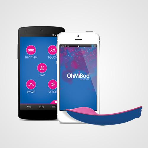 OhMiBod blueMotion  If the thought of having an orgasm in public excites you, you'll definitely want to try this new wearable vibe. It sits in a pair of lace underwear so you can wear it without anyone knowing. You (or your partner) can control it with a free smartphone app, or it can be set up to