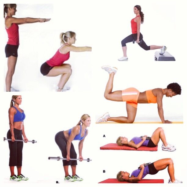 Exercises For A Big Butt 59