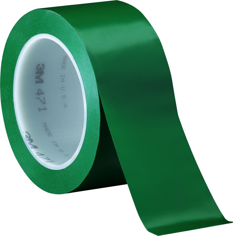 Green tape. (Or any color) green blends in to all flowers though. WRAP AROUND THE WIRE.