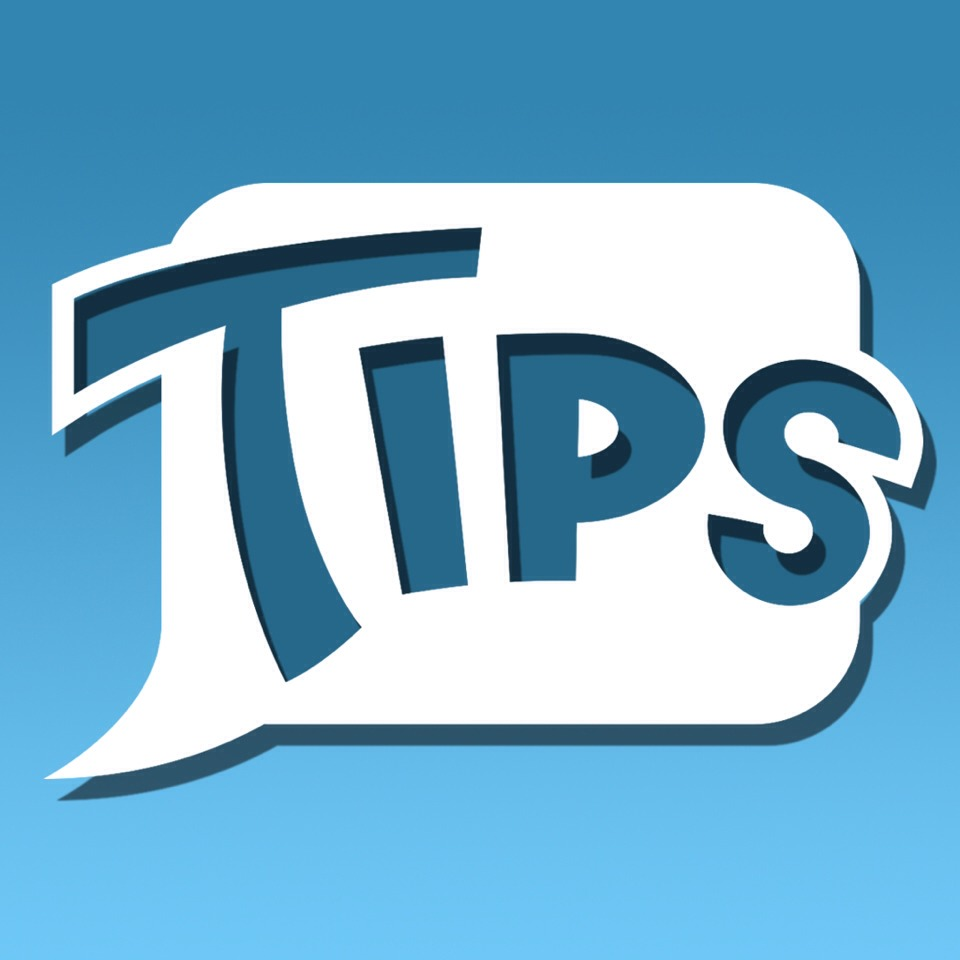 Go to the last page of the tip. Below the like button is the save button. Click and save.