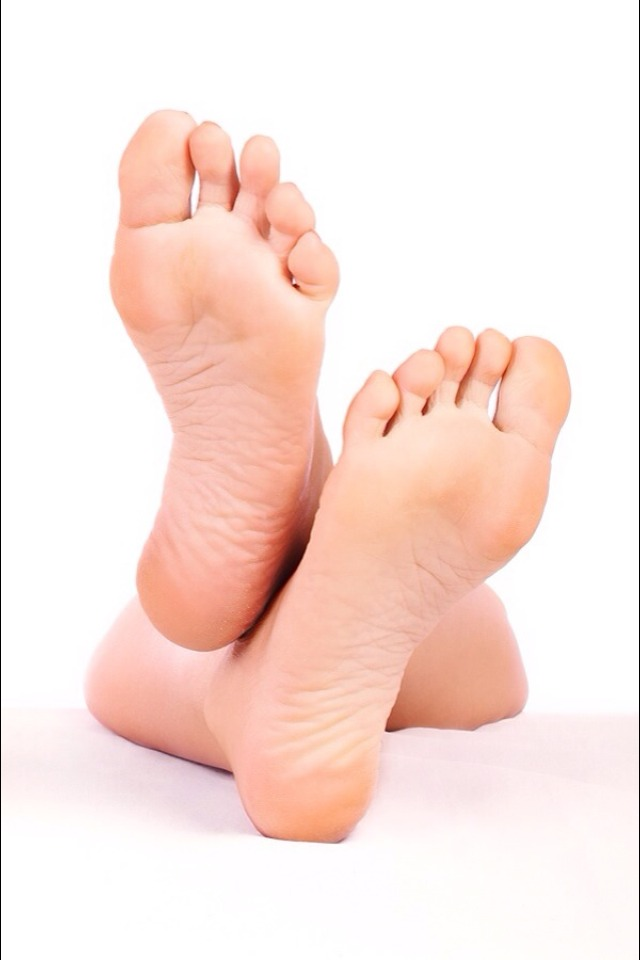 3.Putting it on your feet every night will make them softer
