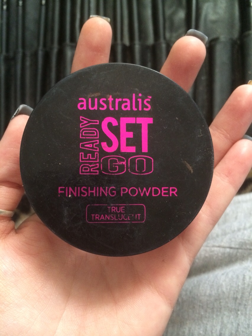Can never go wrong with finishing setting powder