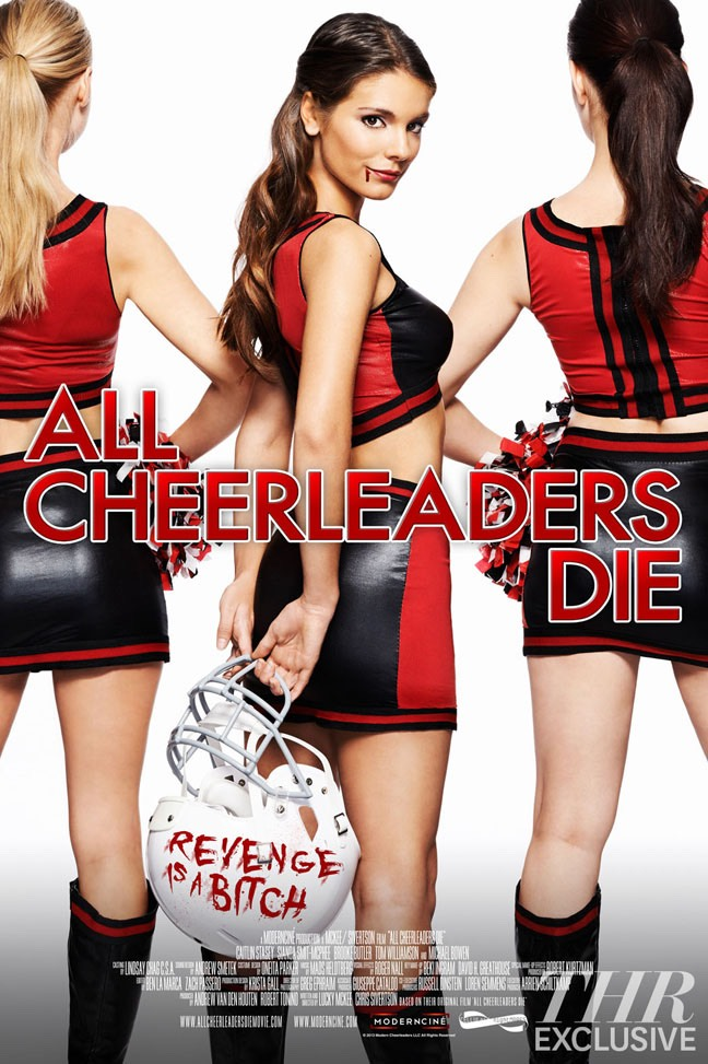 All cheerleaders must die is the worst movie ever do not watch !!!! It's a waste of time xp plush it makes noooo sense x