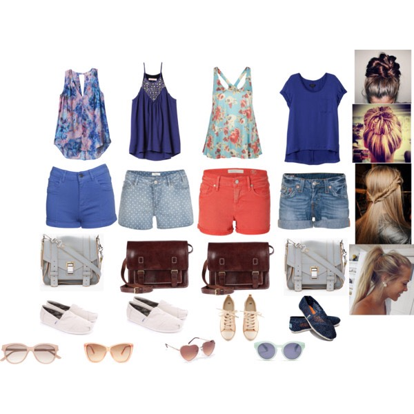Tanks are so summery and fun find what looks the best on you