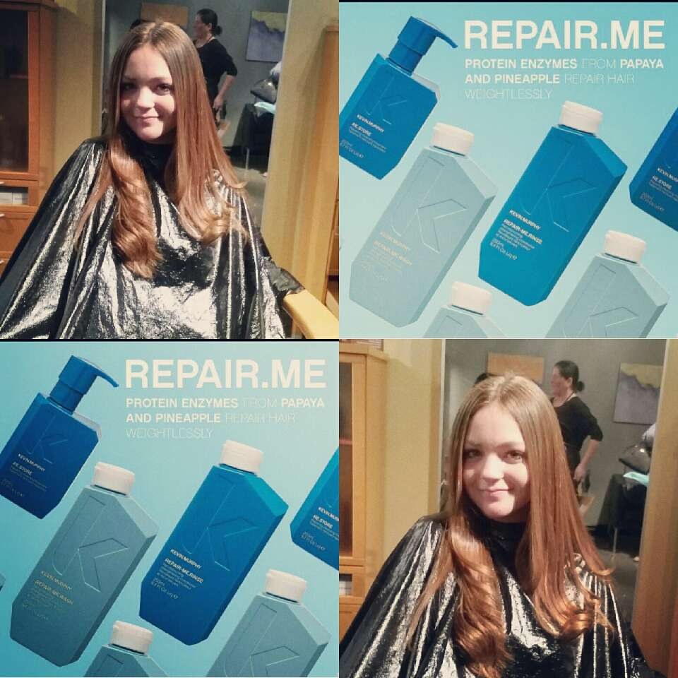 Kevin Murphy introduces Repair Me Home  Treatment for Hair Color, Dry, Damage  Unhealthy hair...