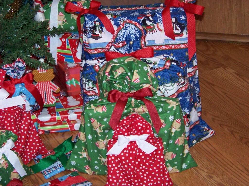 "4.	Wrap presents immediately after getting home  This is a psychological trick. If you wrap presents and put nametags on them after you get home, that person is officially ""done"" and you stop thinking about ways to supplement their gift."