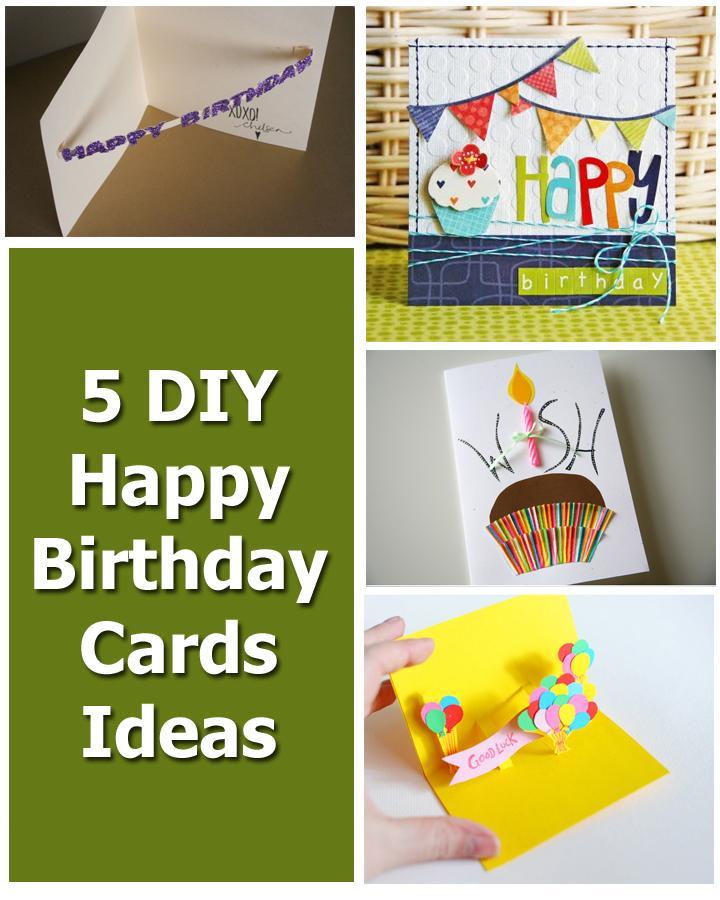 Make handmade card: http://bit.ly/1hYjkr9