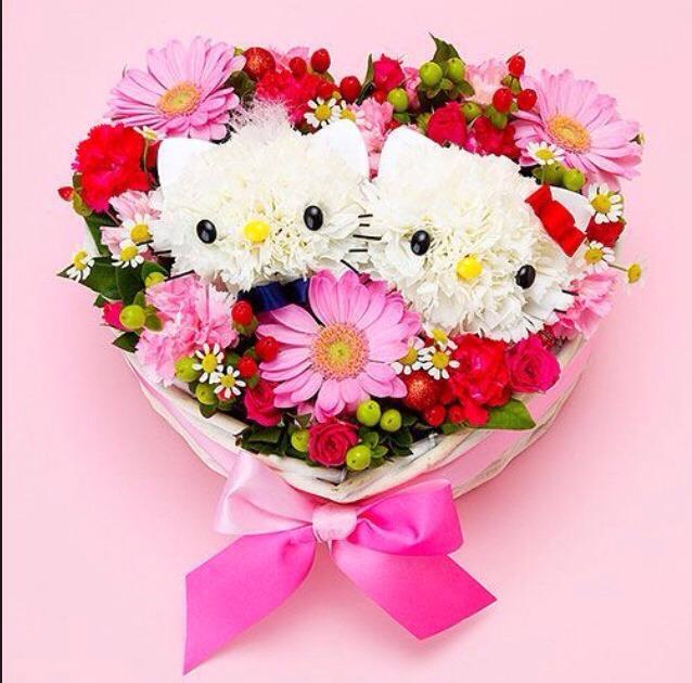 Букеты для девочки, цветы