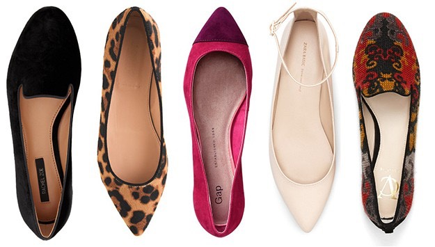 There's only 4 things you'll need for this method of loosening up your flats or heels  -the flats or heels -rubbing alcohol  - a cotton ball - socks (the thicker the better)