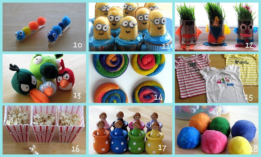 Cheap Arts And Crafts Ideas For Kids Part - 28: Adorable Ideas!