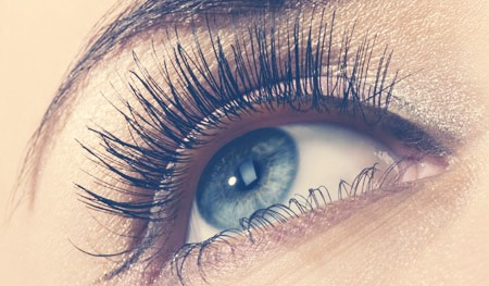 3. Put some Vaseline on your eyelashes before you go to bed at night and watch your eyelashes lengthen