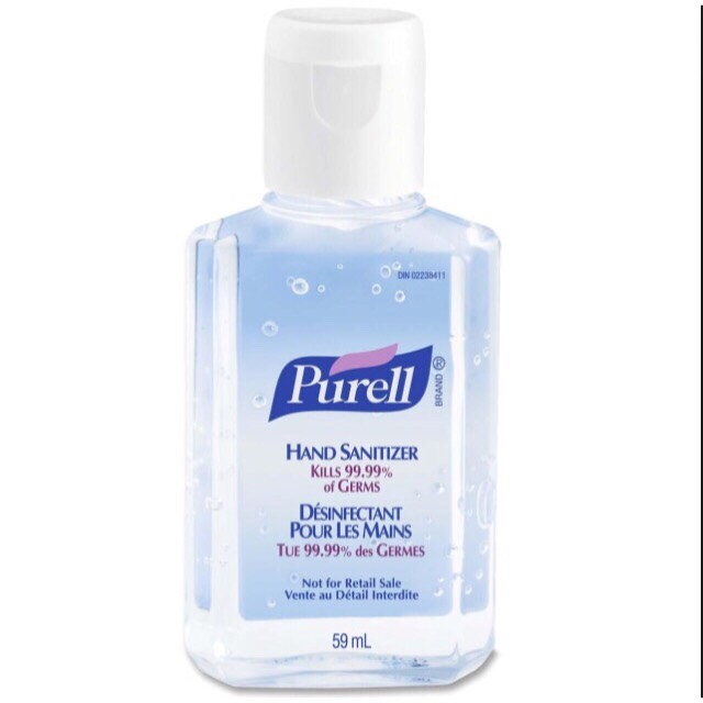 Hand sanitizer:  This comes in handy if your going out for a meal & you need to clean your hands OR just in case you need to clean your hands as theirs germs everywhere.