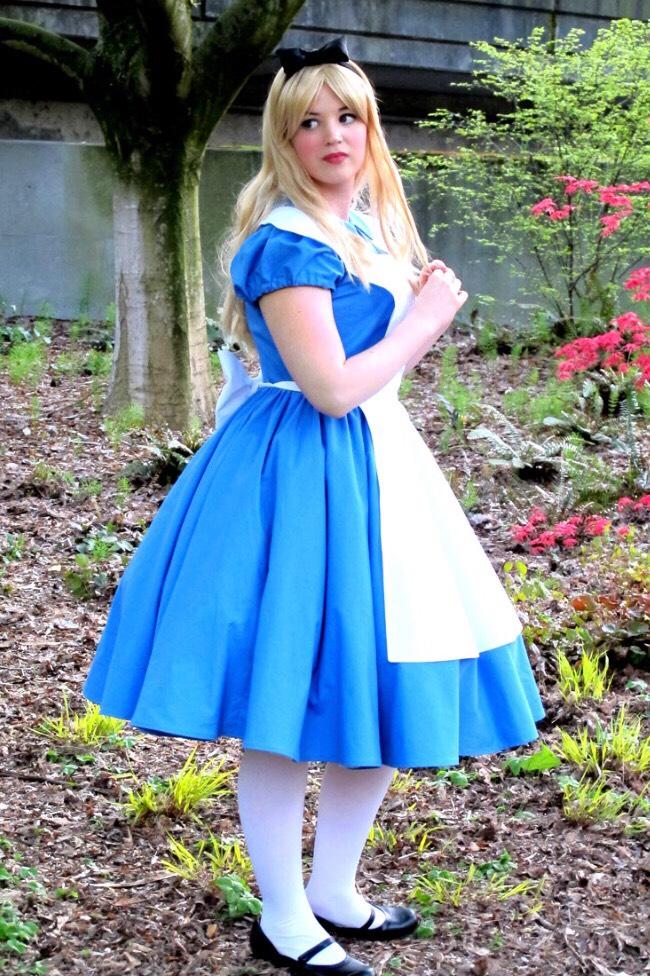 Alice from Alice in Wonderland 🎀
