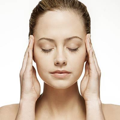Peppermint to stop headaches In one study, rubbing this oil (mixed with alcohol) into temples soothed headaches. In another, a massage with peppermint and eucalyptus oils (also combined with alcohol) reduced post-workout muscle cramps.