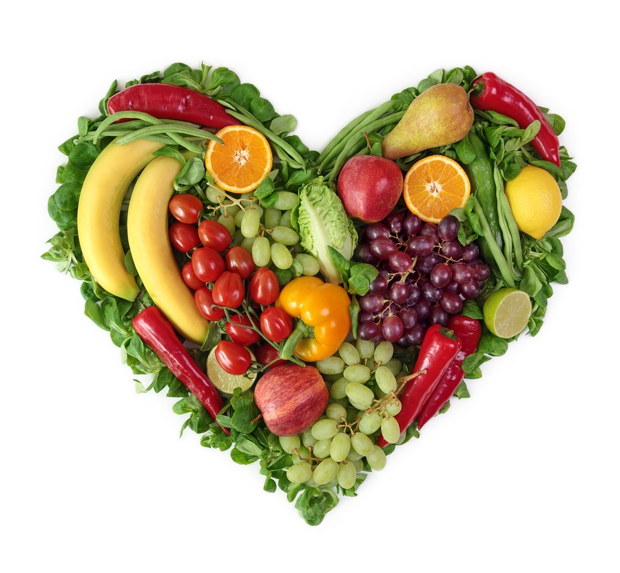 Have a healthy nutrition with fruits veggies and alot of protein