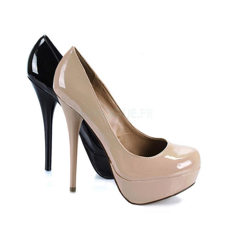 Super high heels make the girl taller than the boy. Also, Boys hate hearing a girl complaining about her feet hurting.