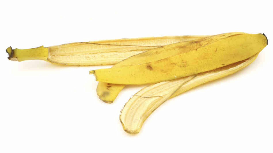 Not just rubbish. Rub a banana skin on your teeth for 2 minutes,then 15 minutes later brush your teeth with your regular toothpaste,repeat twice or three times a week