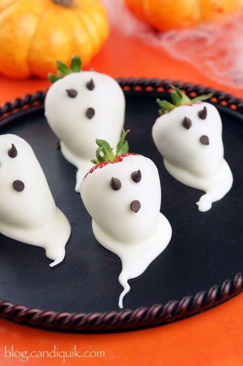 Super cute idea for Halloween!