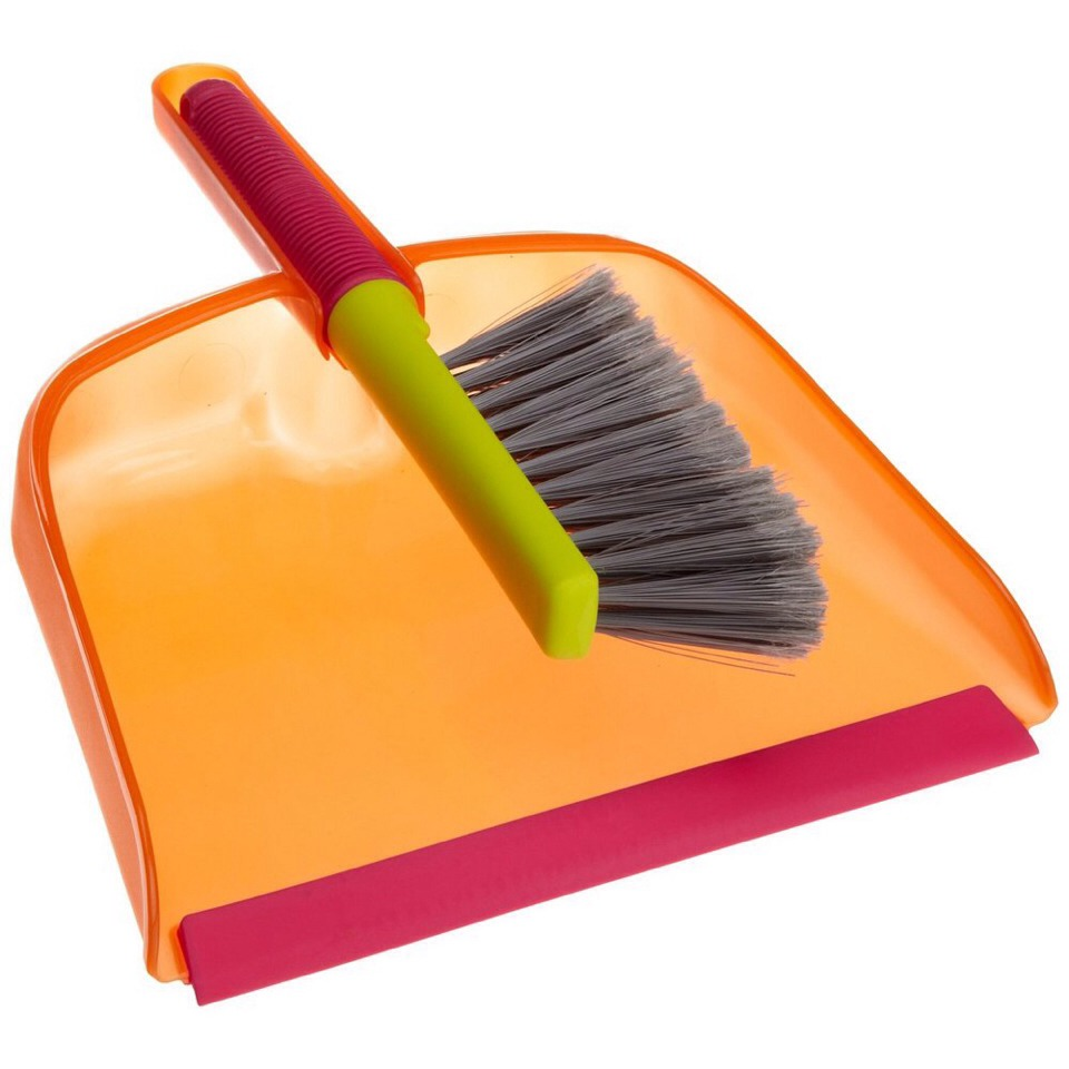 Just take a hand held broom (like the one in the picture) and sweep all the crumbs off of your bed. It saves you having to take the sheet off to shake it out!