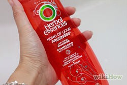 Hair. Herbal-Essences shampoo and conditioner are recommended. It has a wide range for all types of hair.