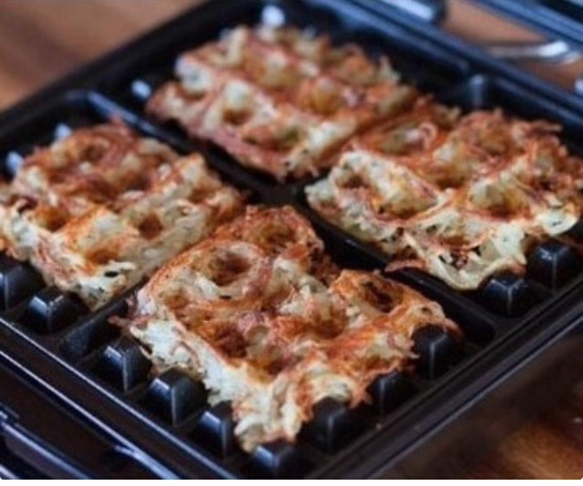 how to keep waffle iron brownies from getting hard