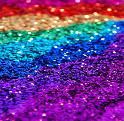 Glitter of your choice..