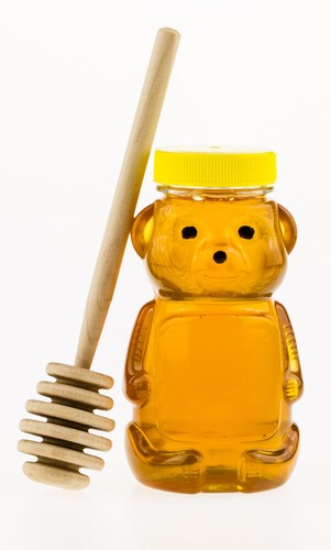 Add honey to your tea to calm a soar troat.