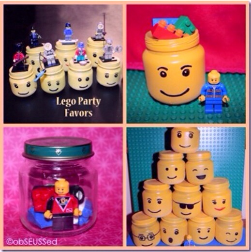 ✨❤️Party favors: baby food jars..❤️✨
