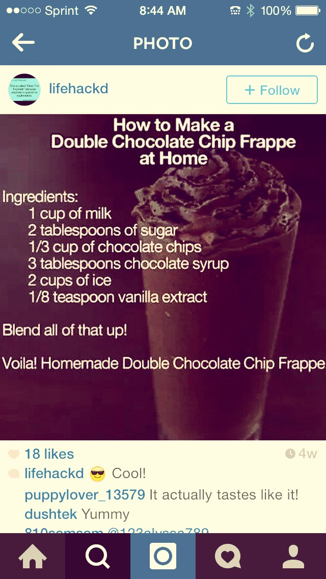 Making this is really easy to make at home and can be a tasty treat on a summers day