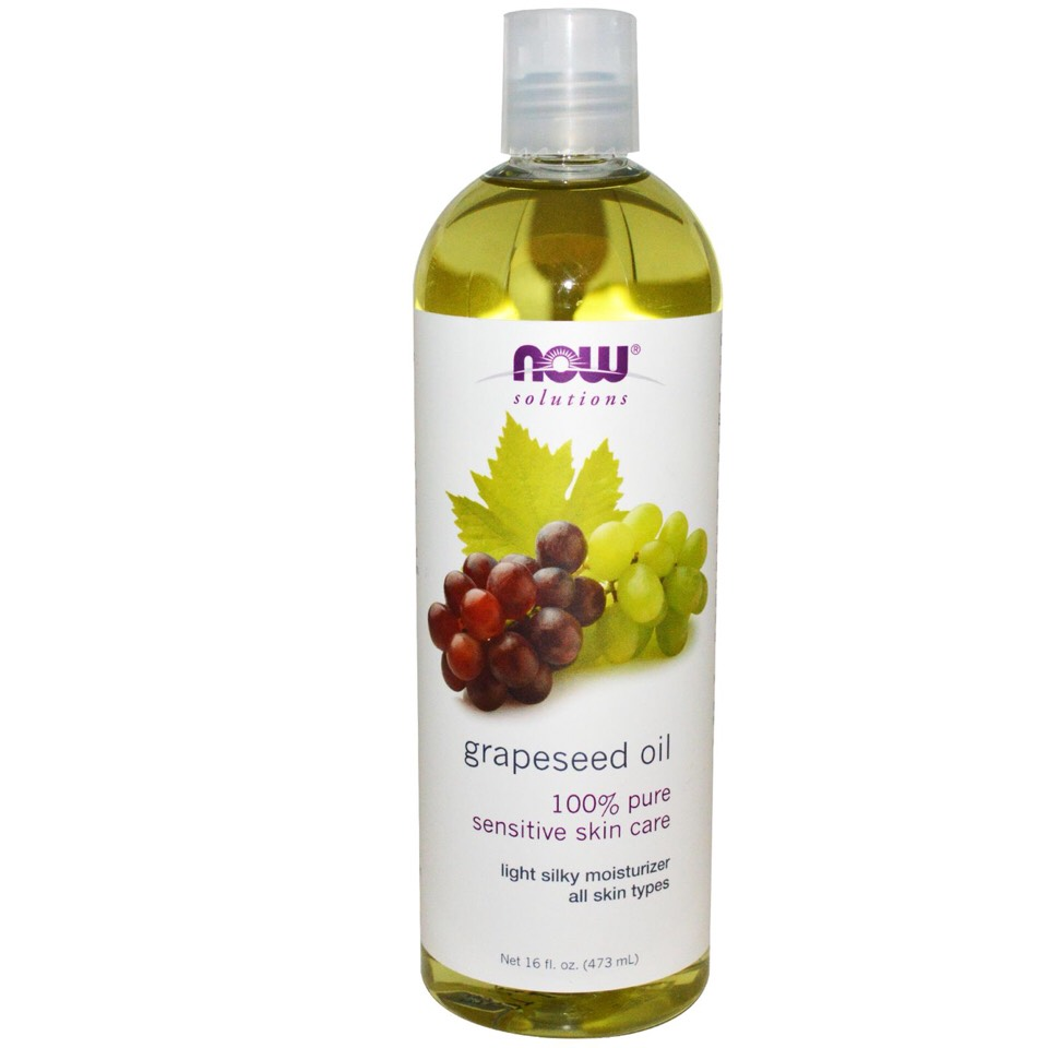 The Grapeseed oil I use