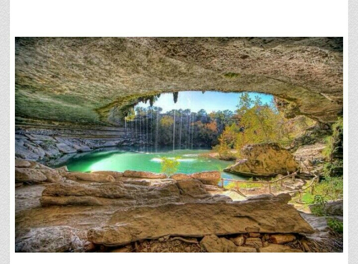 Hamilton Pool Preserve Dripping Springs, Texas
