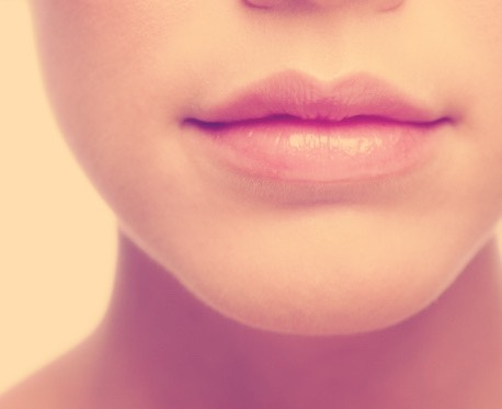 Finish off by putting some Vaseline or your favourite lip balm on your lips.