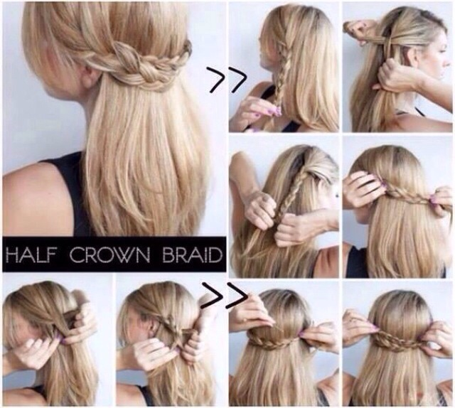 Groovy Half Crown Braid Tutorial By Zoella Musely Schematic Wiring Diagrams Phreekkolirunnerswayorg