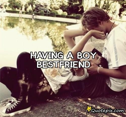 1. Be Bestfriends before anything