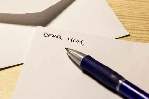 2. Even better, write her a heartfelt letter that she can reread from time to time.