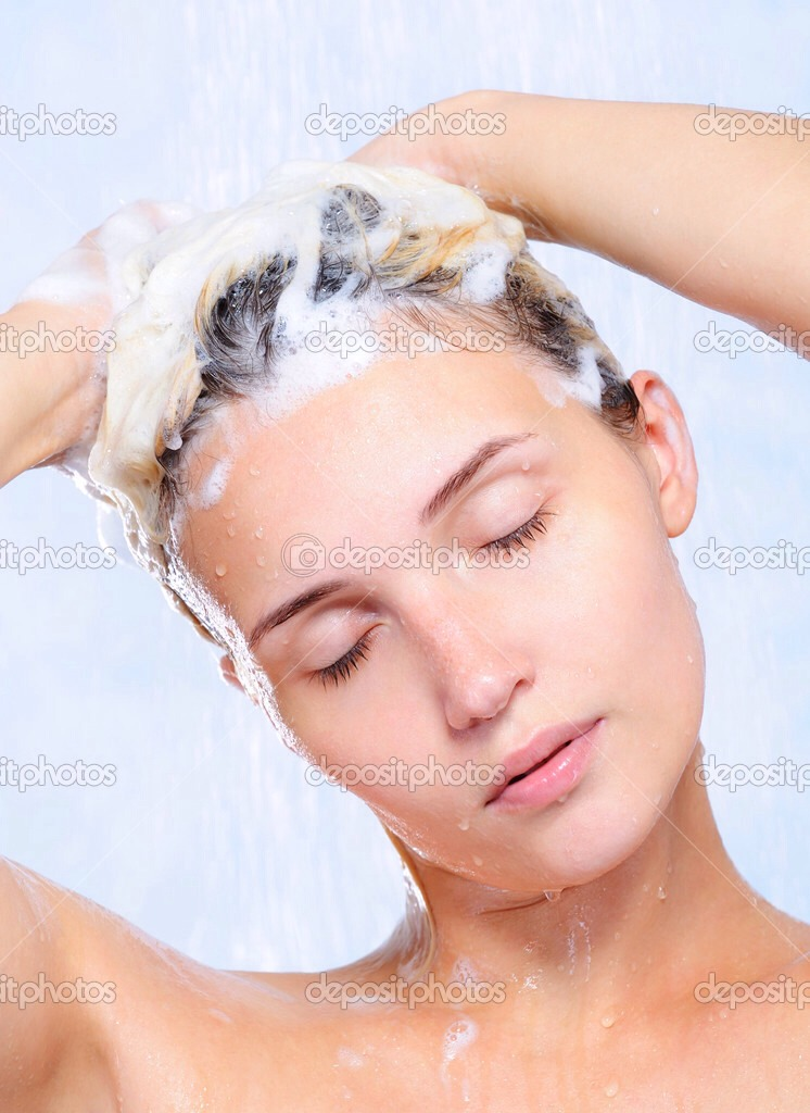 When conditioning your hair you should wash it out with cold water instead of warm. The cold water seals in the conditioning effect from your conditioner. The warm water tears that away.