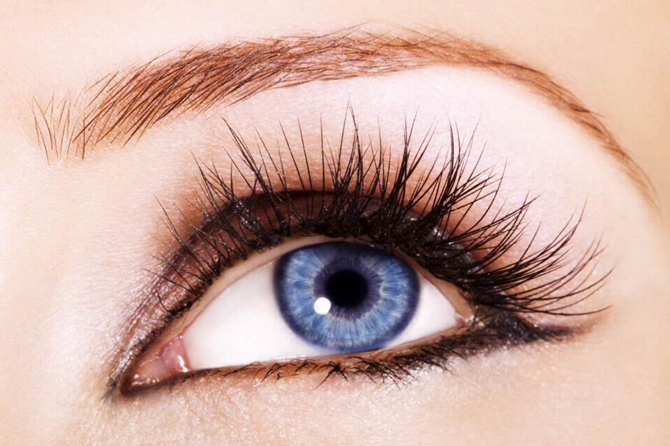 Vaseline can help eye lashes grow faster and longer and thicker and fuller!!