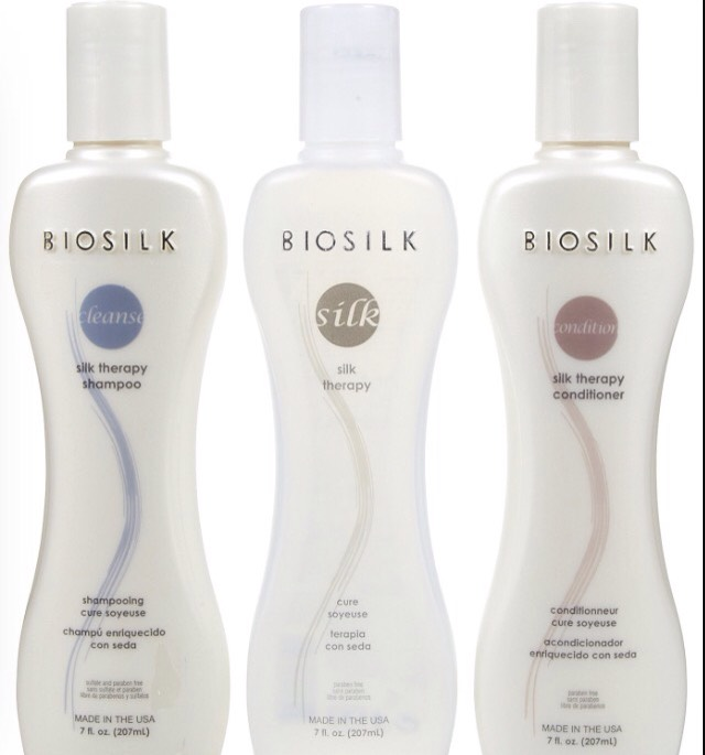 USE BIOSILK. ITS ORGANIC AND IS THE ABSOLUTE BEST THING EVER. Trust me