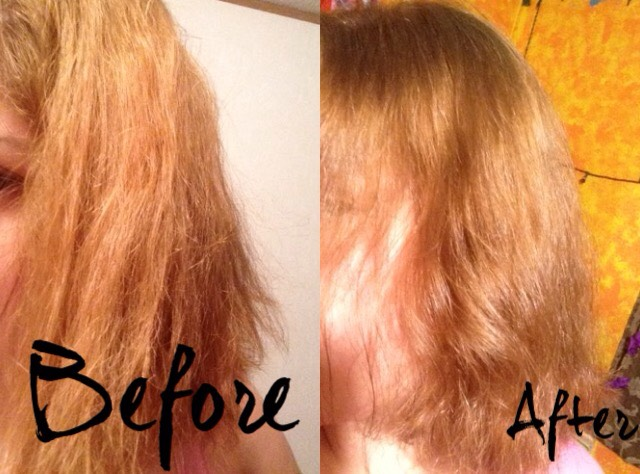 Soft Shiny Hair Mask By Luce Lugo Musely