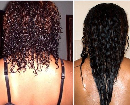 Get rid of them perm ends ladies if you have a perm it ain't good for your hair it damages and it's just not good it may seem healthy but way to much chemicals